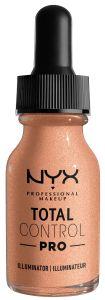 NYX Professional Makeup Total Control Pro Illuminator (15g) Cool