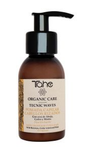 Tahe Organic Care Hair Cream for Curly Hair (100mL)