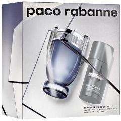 Paco Rabanne Invictus EDT (100mL) + Deostick (75mL)