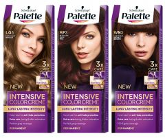 Palette Intensive Color Cream Hair Color