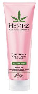 Hempz Pomegranate Moisturizing Herbal Body Wash (250mL)