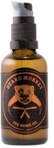 Beard Monkey Pre-Shave Oil (50mL)