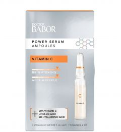 Babor Doctor Babor Power Serum Ampoules Vitamin C (7x2mL)