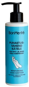 BonMerité Quick Cleasning Agent with Panthenol (200mL)