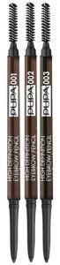 Pupa High Definition Eyebrow Pencil (0,09g)
