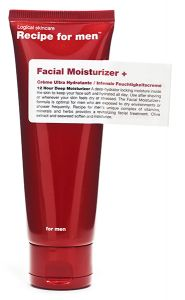 Recipe for Men Facial Moisturizer+ (75mL)