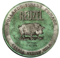 Reuzel Green Medium Hold Grease (340g)
