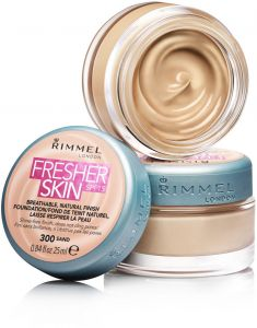 Rimmel London Fresher Skin Foundation SPF15 (25mL)