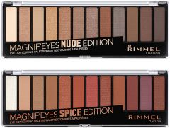 Rimmel London Magnifeyes Eye Shadow Palette (14,2g)