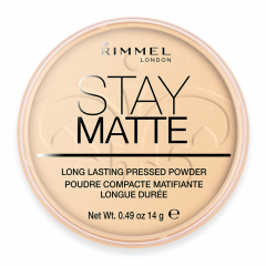 Rimmel London Stay Matte Long Lasting Pressed Powder (9g)