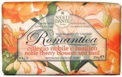 Nesti Dante Soap Romantica Cherry Blossom & Basil (250g)