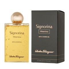Salvatore Ferragamo Signorina Misteriosa Shower Gel (200mL)
