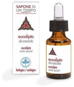 Sapone Di Un Tempo Eucalyptus Essential Oil (15mL)