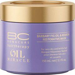 Schwarzkopf Professional Bonacure Oil Miracle Barbary Fig Oil & Keratin Restorative Mask (150mL)