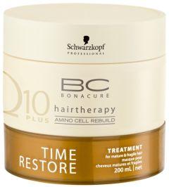 Schwarzkopf Professional Bonacure Q10 Time Restore Treatment (200mL)