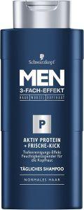 Schwarzkopf Men Shampoo Active Protein Fresh Control (250mL)