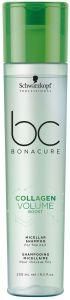 Schwarzkopf Professional Bonacure Collagen Volume Boost Micellar Shampoo