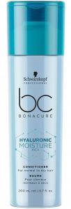 Schwarzkopf Professional Bonacure Hyaluronic Moisture Kick Conditioner (200mL)