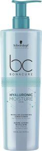 Schwarzkopf Professional Bonacure Hyaluronic Moisture Kick Micellar Cleansing Conditioner (500mL)