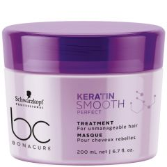 Schwarzkopf Professional Bonacure Keratin Smooth Perfect Treatment (200mL)