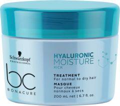 Schwarzkopf Professional Bonacure Hyaluronic Moisture Kick Treatment