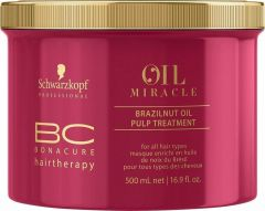 Schwarzkopf Professional Bonacure Oil Miracle Brazilnut Treatment (500mL)