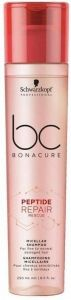 Schwarzkopf Professional Bonacure Peptide Repair Rescue Micellar Shampoo