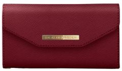 iDeal of Sweden Mayfair Clutch iPhone 11 Pro Burgundy