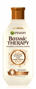 Garnier Botanic Therapy Coconut Milk Shampoo (400mL)