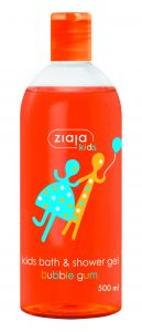 Ziaja Kids Bath & Shower Gel Bubble Gum (500mL)