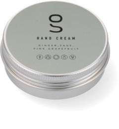 Simple Goods Hand Cream - Ginger, Sage, Pink Grapefruit (60mL)