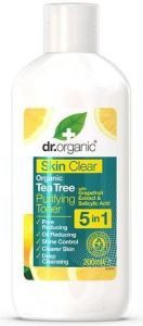 Dr. Organic Skin Clear Toner (200mL)