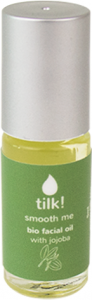 Tilk! Smooth Me Face Oil With Juniper Extract – Travel-Size (5mL)