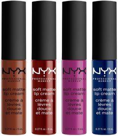NYX Professional Makeup Soft Matte Lip Cream (8mL)