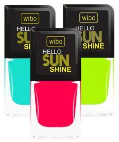 Wibo Hello Sun Shine Nail Polish (8,5mL)