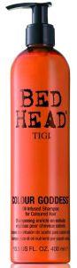 Tigi Bed Head Colour Care Colour Goddess Shampoo (400mL)