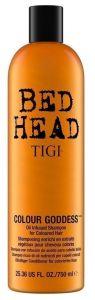 Tigi Bed Head Colour Goddess Shampoo (750mL)