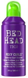 Tigi Bed Head Foxy Curls Extreme Curl Mousse (250mL)
