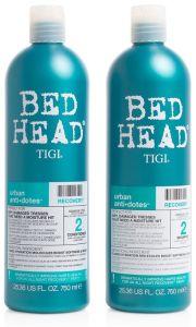 Tigi Bed Head Urban Anti+Dotes Recovery Duo (2x750mL)