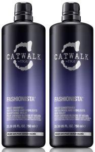 Tigi Catwalk Fashionista Violet Duo (2x750mL)