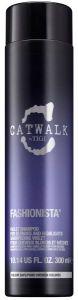 Tigi Catwalk Fashionista Violet Shampoo (300mL)