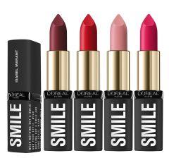 """L'Oreal Paris X Isabel Marant Collection Color Riche Matte """"Smile"""" Lipstick (4,3g)"""