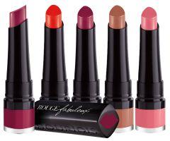 Bourjois Paris Rouge Fabuleaux Lipstick (2,3g)