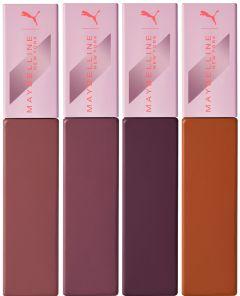 Maybelline New York X Puma Superstay Matte Ink Liquid Lipstick (5mL)