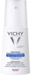 Vichy 24h Extreme Freshness Deodorant (100mL)