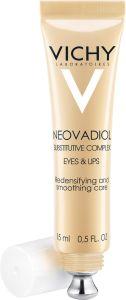 Vichy Neovadiol Substitutive Complex Lip and Eye Contour Cream (15mL)