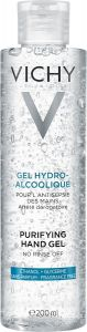 Vichy Purifying Hand Sanitiser Gel (200mL)