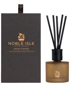 Noble Isle Whisky & Water Fine Fragrance Reed Diffuser