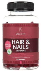 VitaYummy Hair & Nails Vitamins  (60pcs)