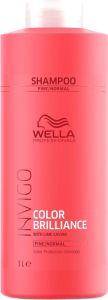 Wella Professionals Brilliance Color Protection Shampoo Fine/normal (1000mL)